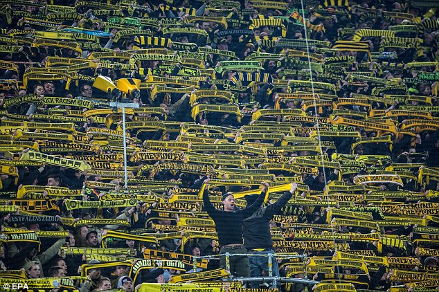 Safe Standing terraces: Something for the future or past for Britishfootball?