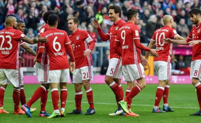 Bundesliga round-up