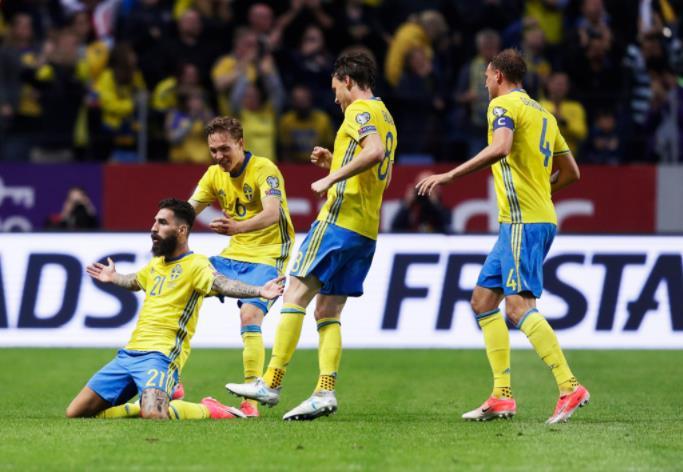 Swedish evolution developingpost-Zlatan
