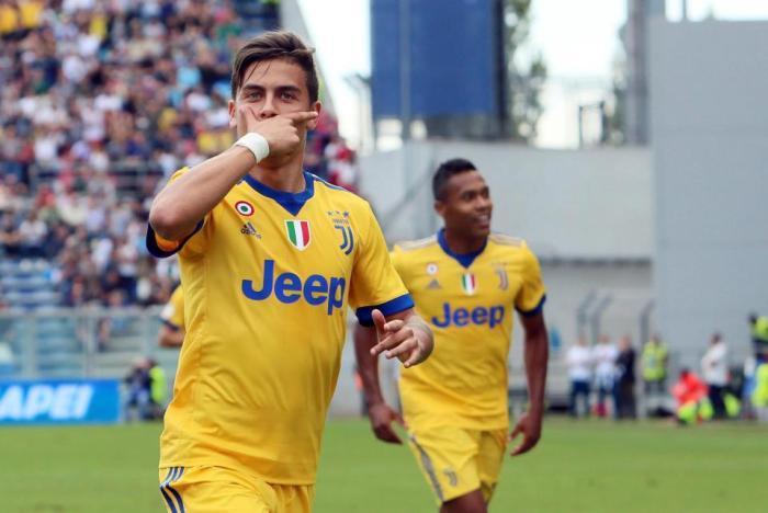 La Joya reaches first goalscoring milestone forJuventus