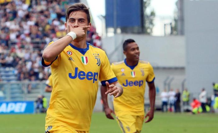 La Joya reaches first goalscoring milestone for Juventus