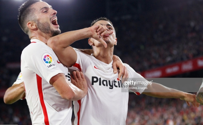 Sarabia and Ben Yedder spearheading Sevilla's revival