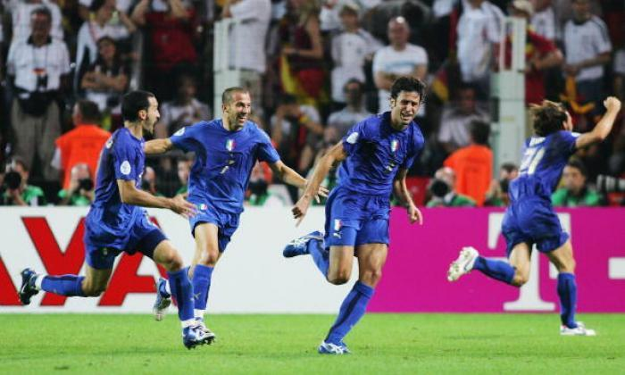 My Favourite Game: Germany 0-2 Italy (2006)